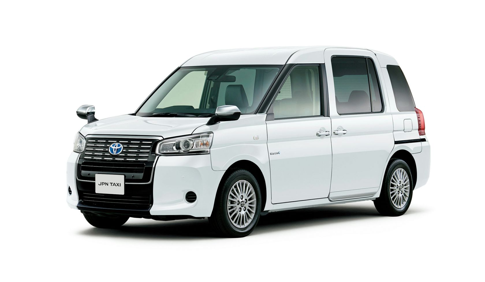 Toyota Rolls Out New Model For Quot Jpn Taxi Quot Toyota Canada