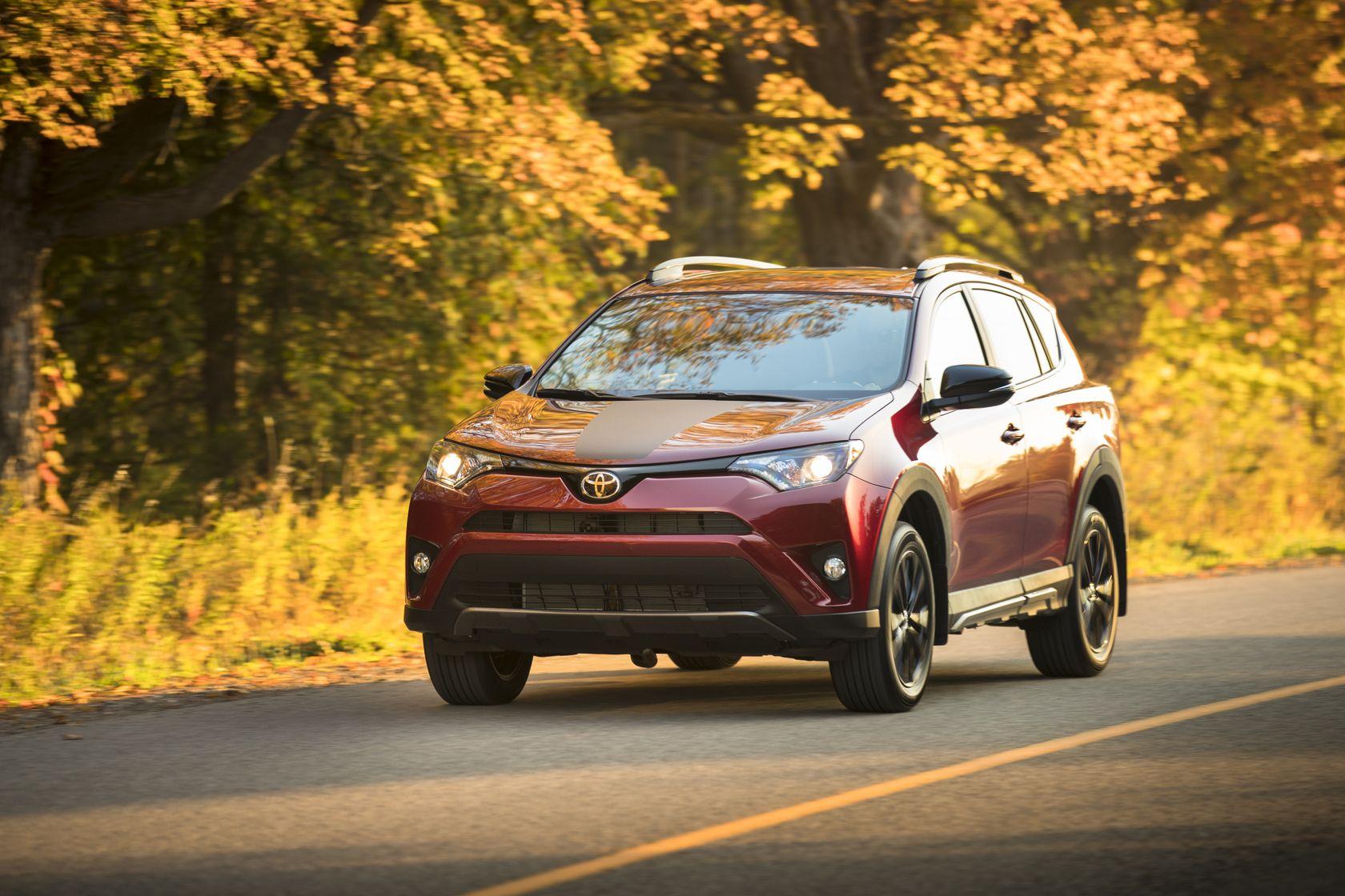 2018 Toyota RAV4 Trail Edition 08