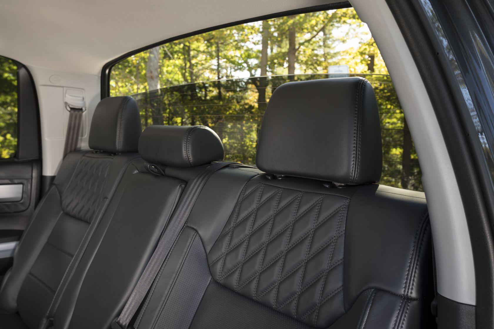 2018 Toyota Tundra Crewmax Platinum 37