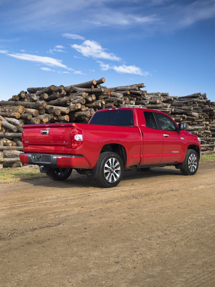 Two New Trd Sport Packages Plus Styling More Safety And 2004 Toyota Tundra Double Cab Lifted 2018 Doublecab Limited 06