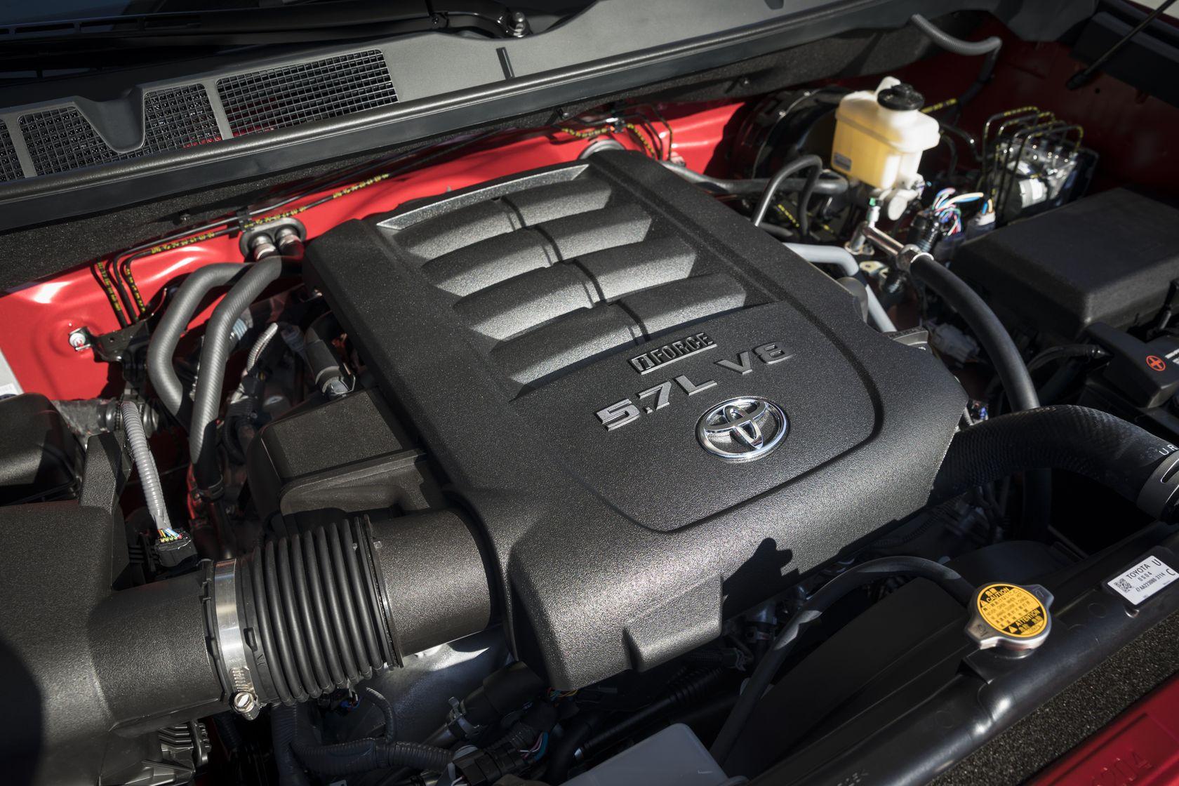 2018 Toyota Tundra Doublecab Limited 12