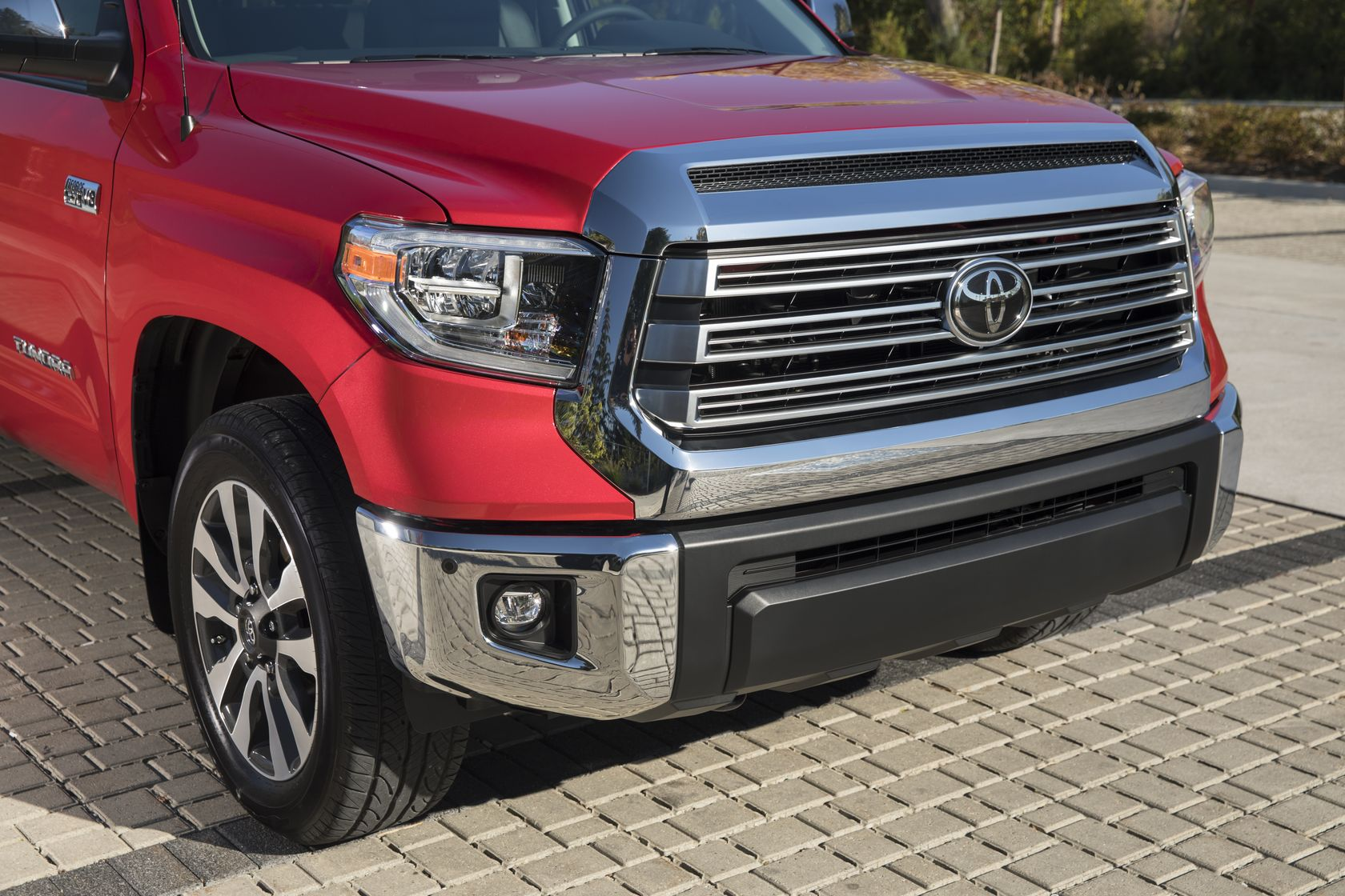 2018 Toyota Tundra Doublecab Limited 15