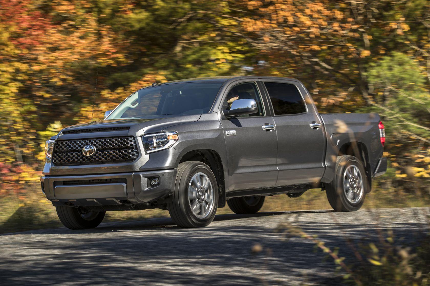 2018 Toyota Tundra Crewmax Platinum 10