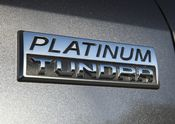 2018 Toyota Tundra Crewmax Platinum 11