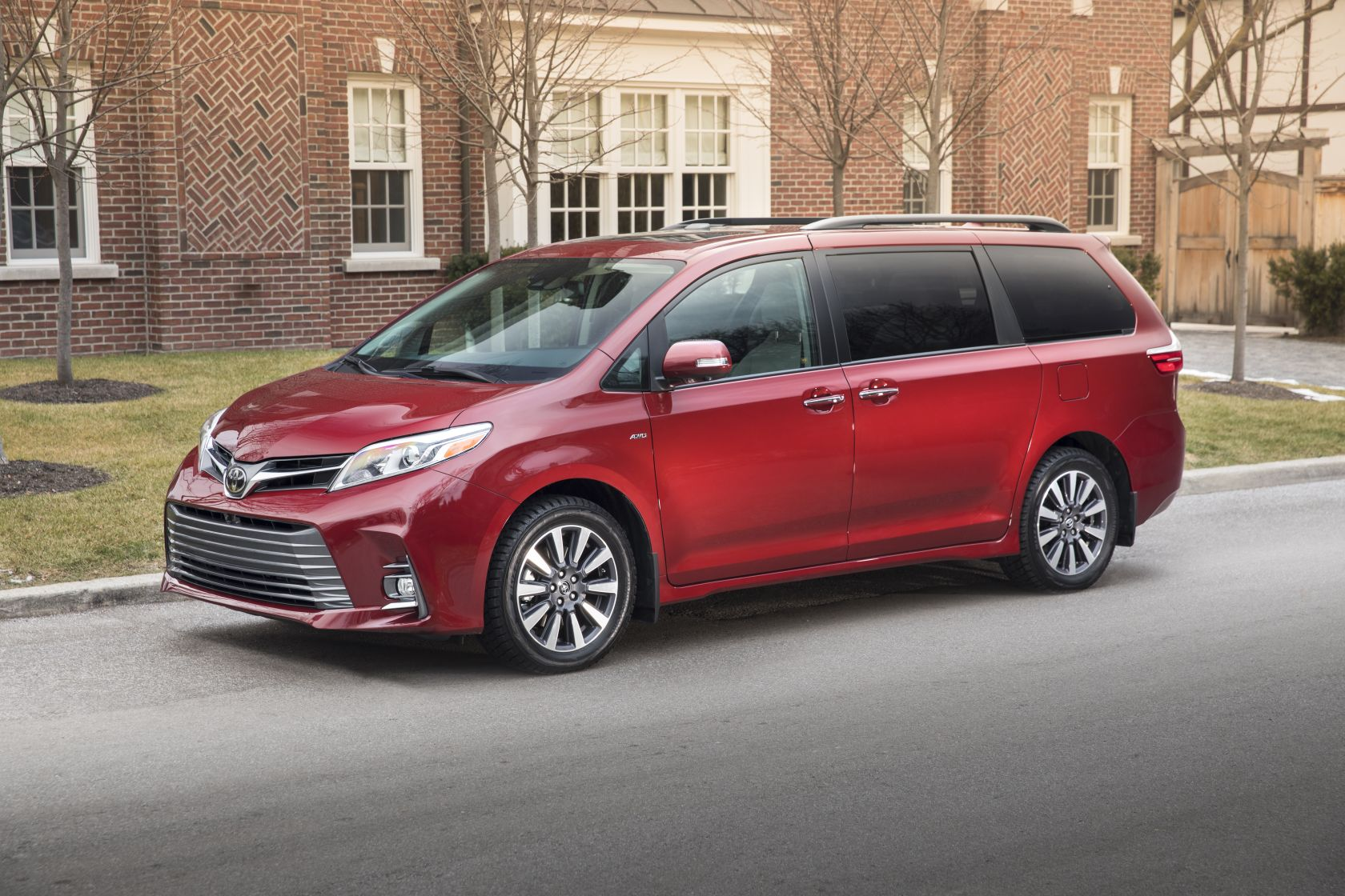 The Official Van Of Family Fun The Toyota Sienna
