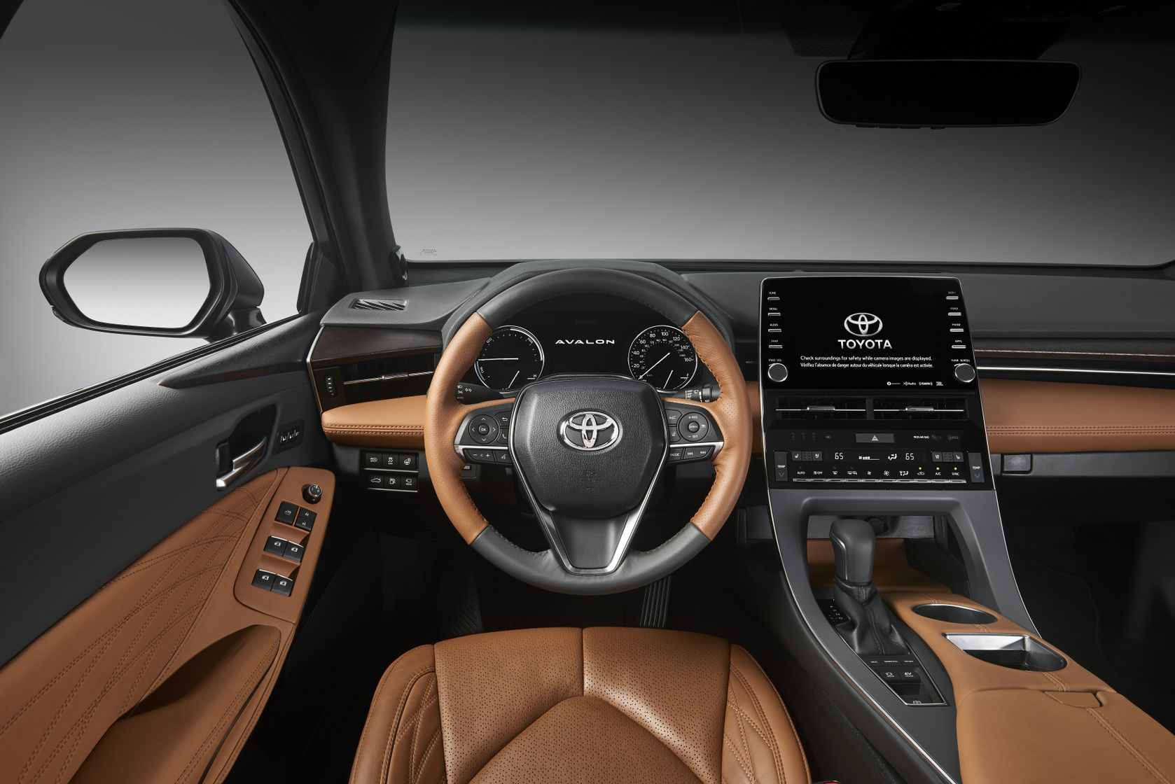 2019 Toyota Avalon Limited – Interior