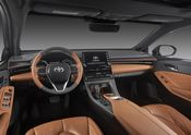 2019 Toyota Avalon Limited interior 12