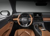 2019 Toyota Avalon Limited interior 13