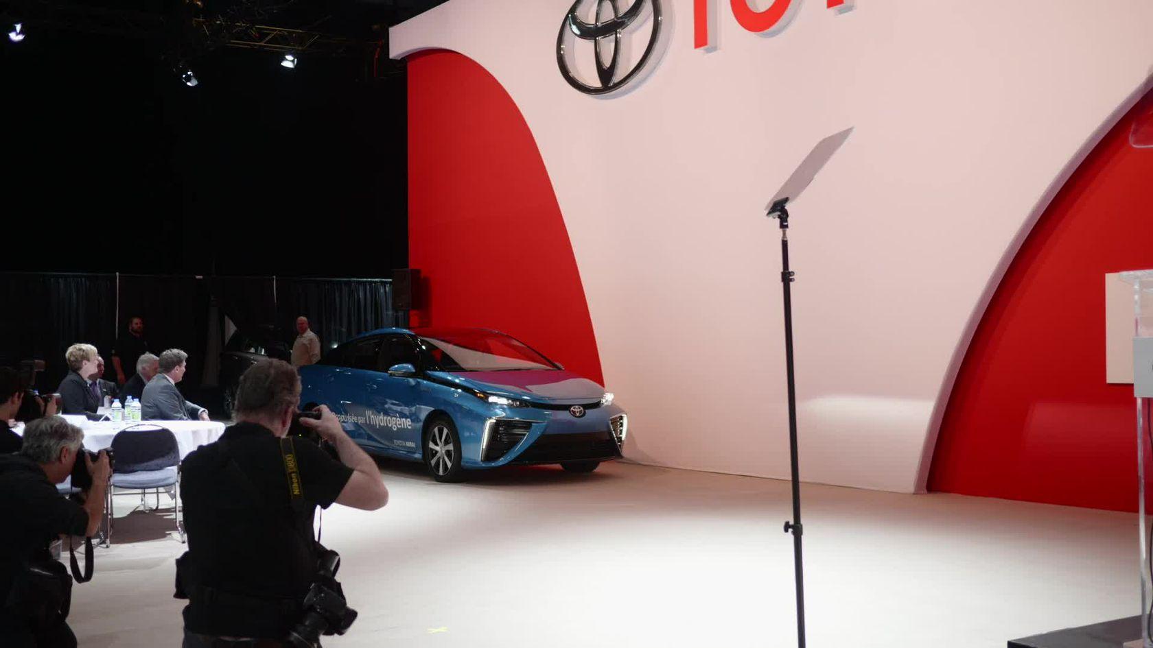 Toyota Mirai ENG V1