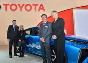 Toyota Mirai Launch