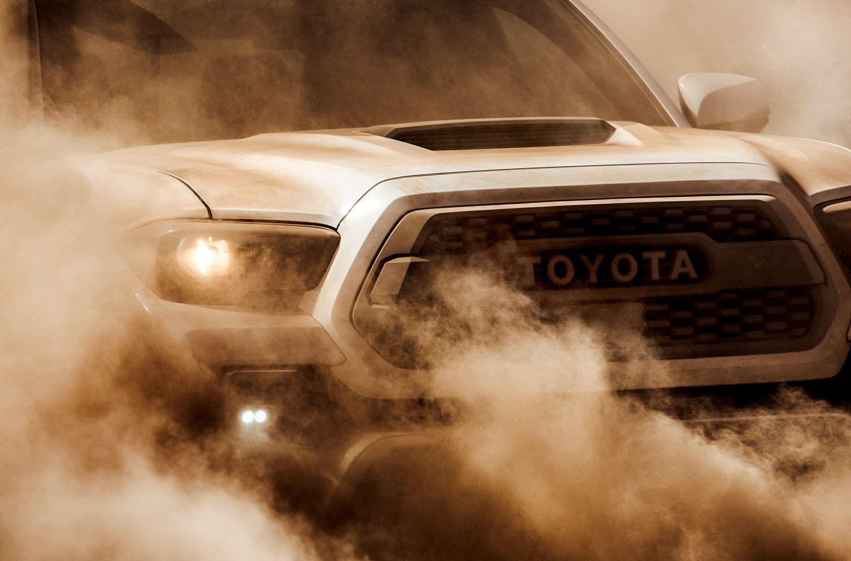 Toyota Chicago Auto Show Teaser