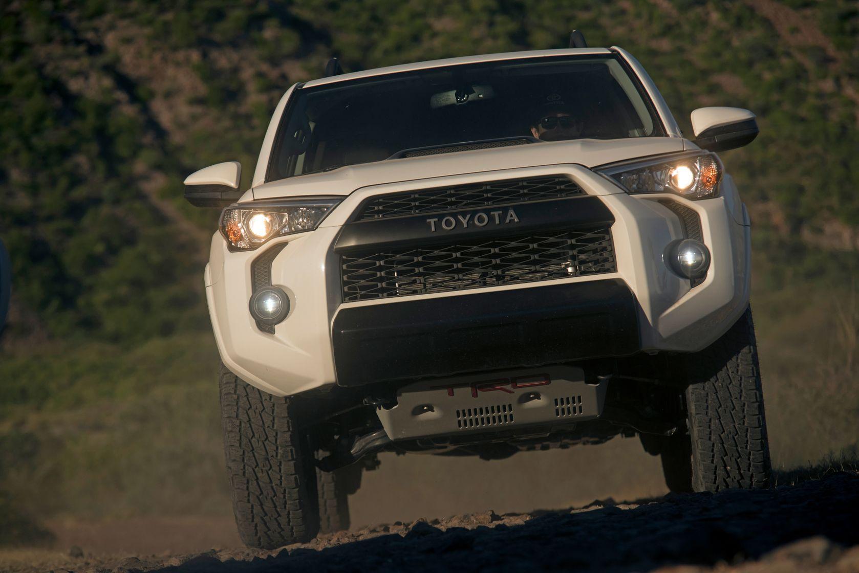2019 Toyota TRD Pro 4Runner 14