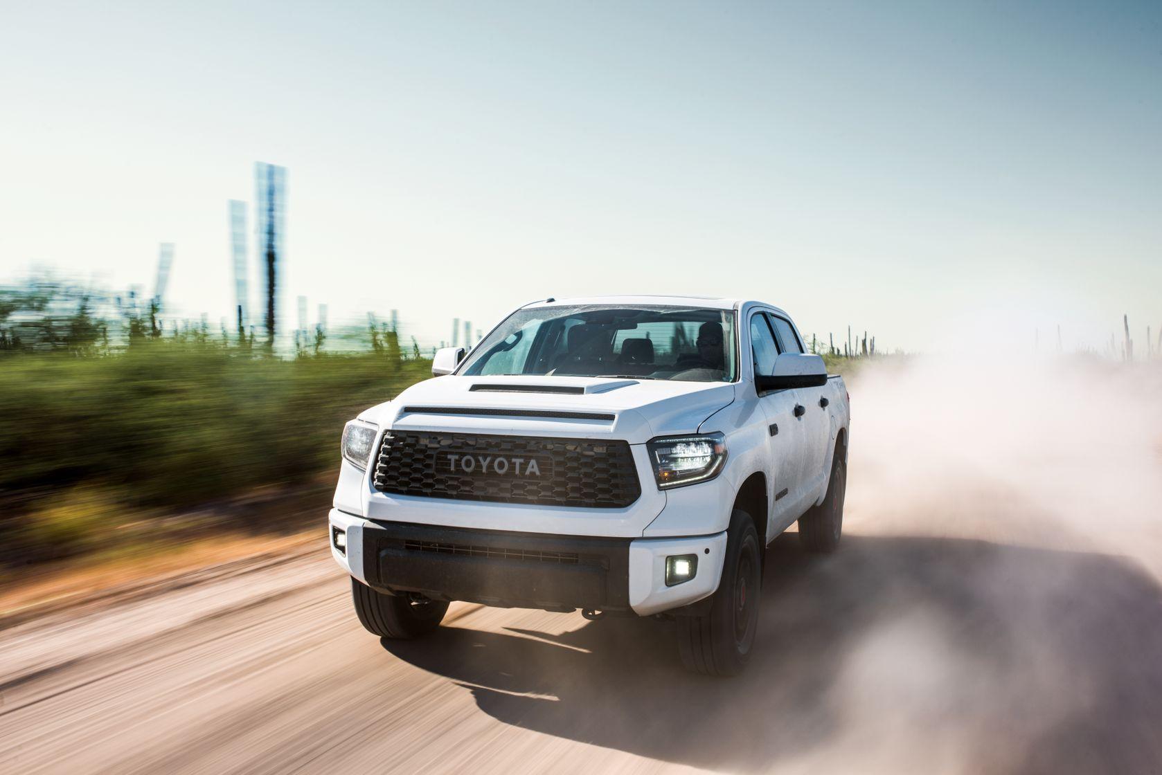 2019 Toyota TRD Pro Tundra 10