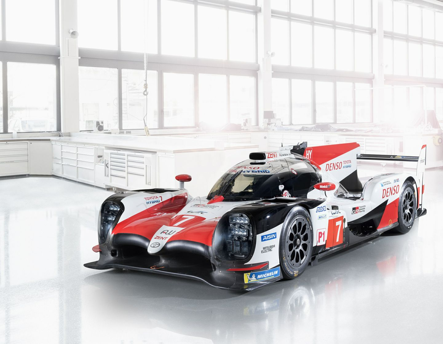 Toyota gazoo racing outlines 2018 motorsports activities - Rebellion r13 ...