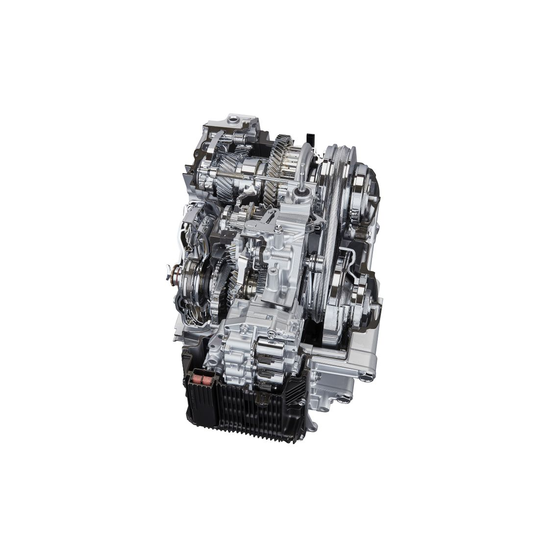 New Type of Continuously Variable Transmission: Direct Shift-CVT