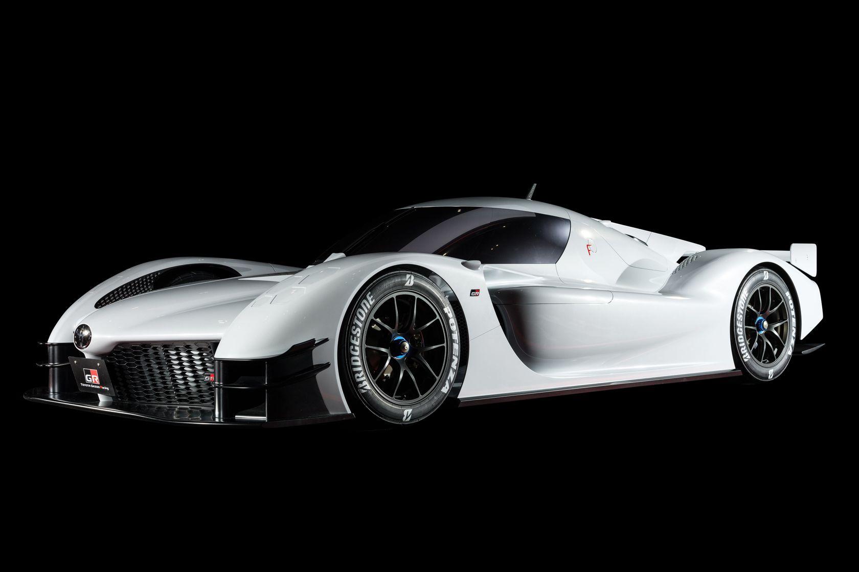 GR Super Sport Concept 1