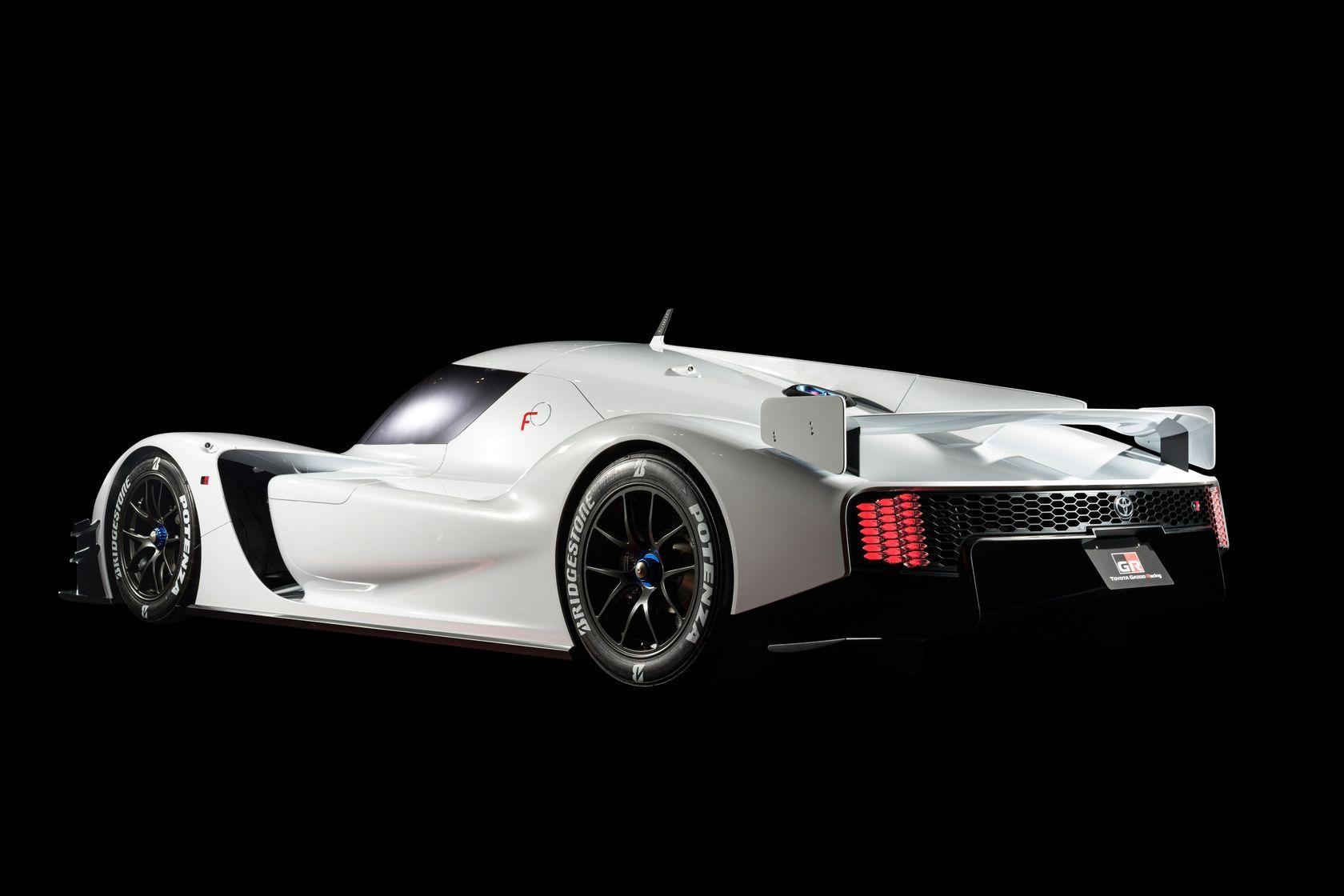 GR Super Sport Concept 5