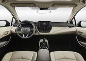 2020 Toyota Corolla Interior 01