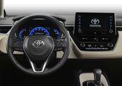 2020 Toyota Corolla Interior 02