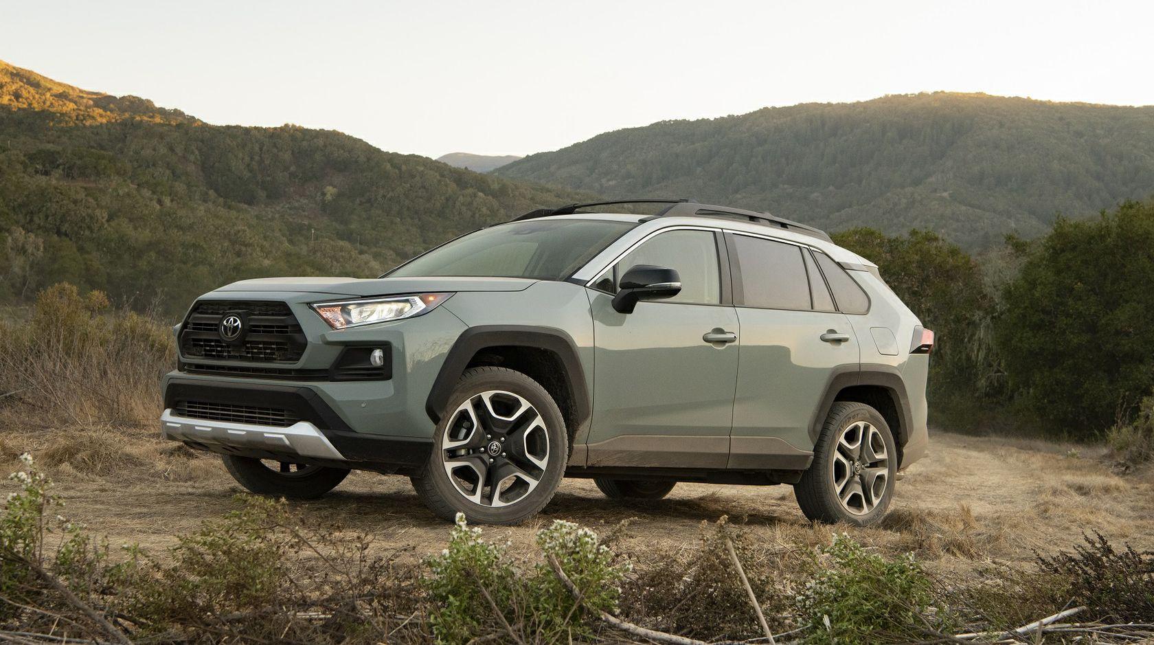Rav4 Design Adding Excitement To The Segment Toyota Canada