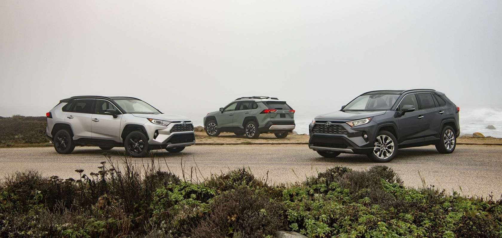 All New 2019 Toyota Rav4 Breaks The Mold For The Segment It Created