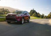 2019 Toyota RAV4 Limited HV Ruby Flare Pearl 01