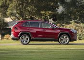 2019 Toyota RAV4 Limited HV Ruby Flare Pearl 02