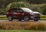 2019 Toyota RAV4 Limited HV Ruby Flare Pearl 06
