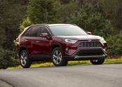 2019 Toyota RAV4 Limited HV Ruby Flare Pearl 07