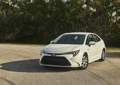 2020 Toyota Corolla Hybrid 14