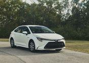 2020 Toyota Corolla Hybrid 16