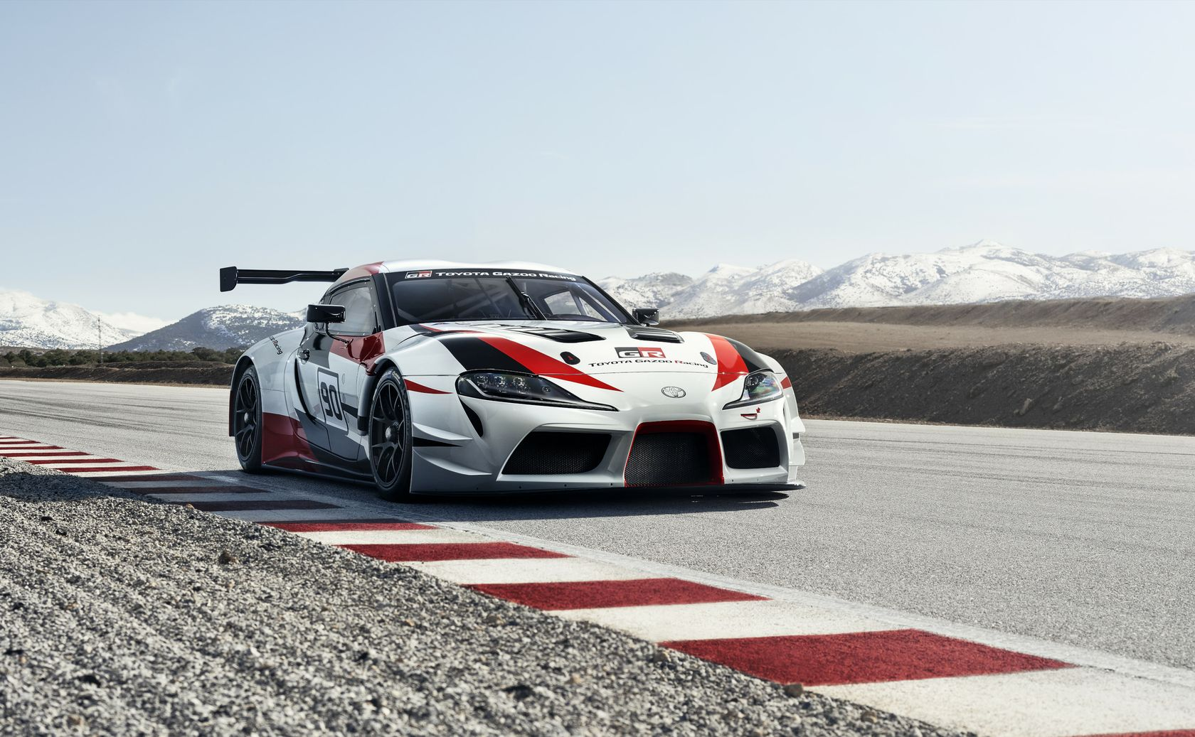 GR Supra Racing Concept - Track - 02