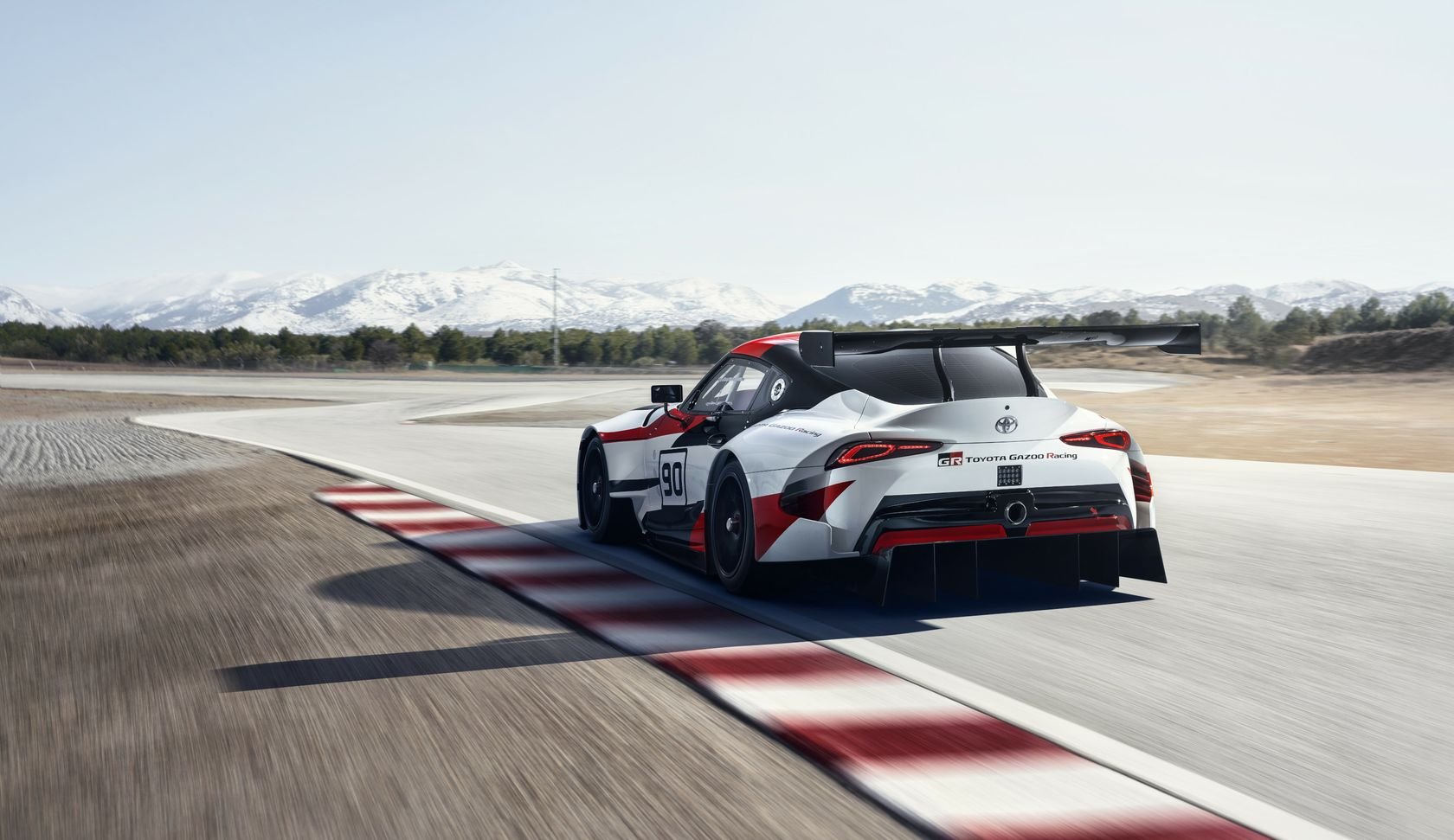 GR Supra Racing Concept - Track - 03
