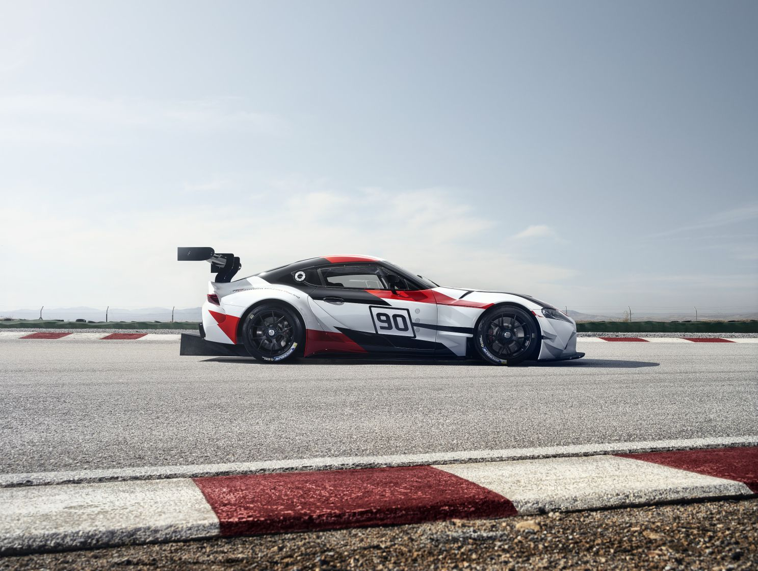 GR Supra Racing Concept - Track - 04