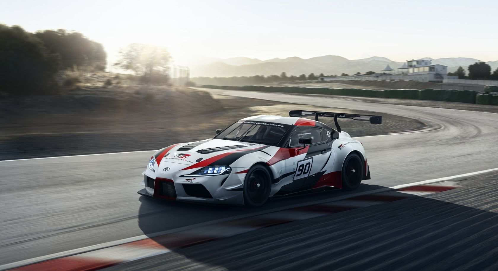 GR Supra Racing Concept - Track - 08