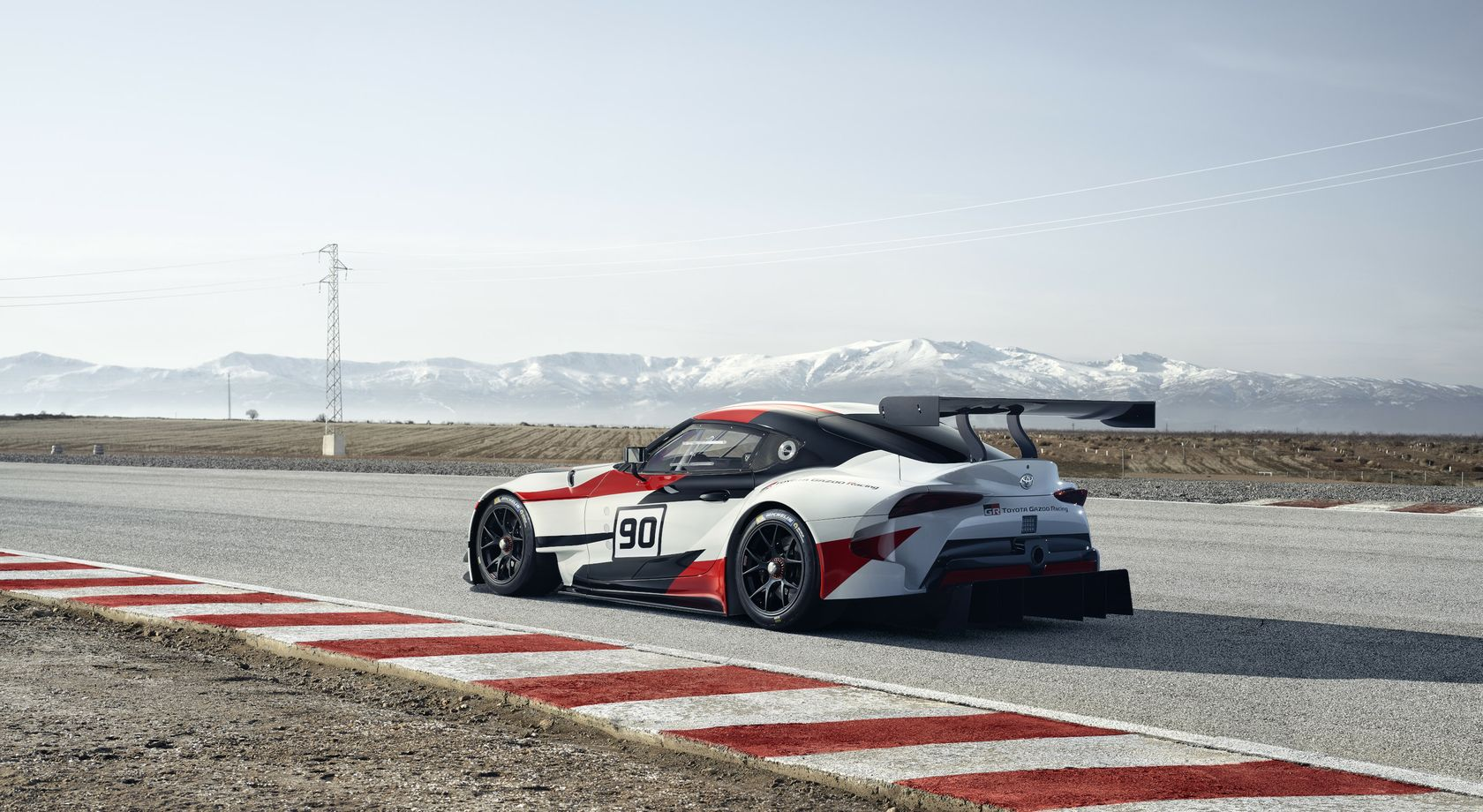GR Supra Racing Concept - Track - 10