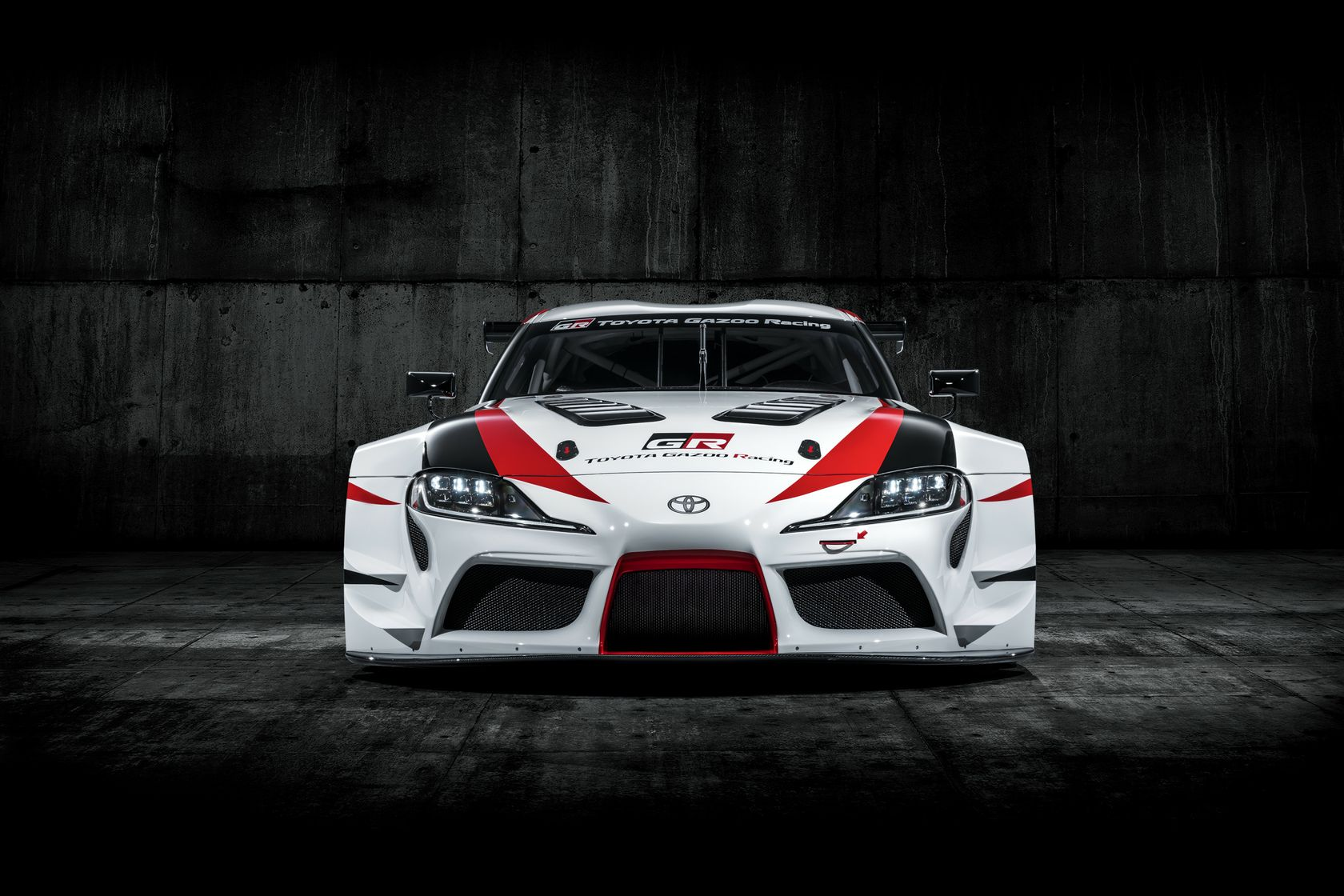 GR Supra Racing Concept - Studio - 01