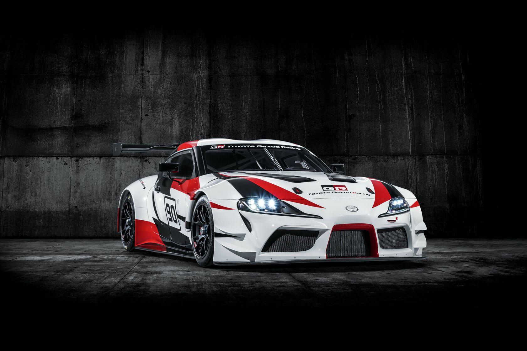 GR Supra Racing Concept - Studio - 02
