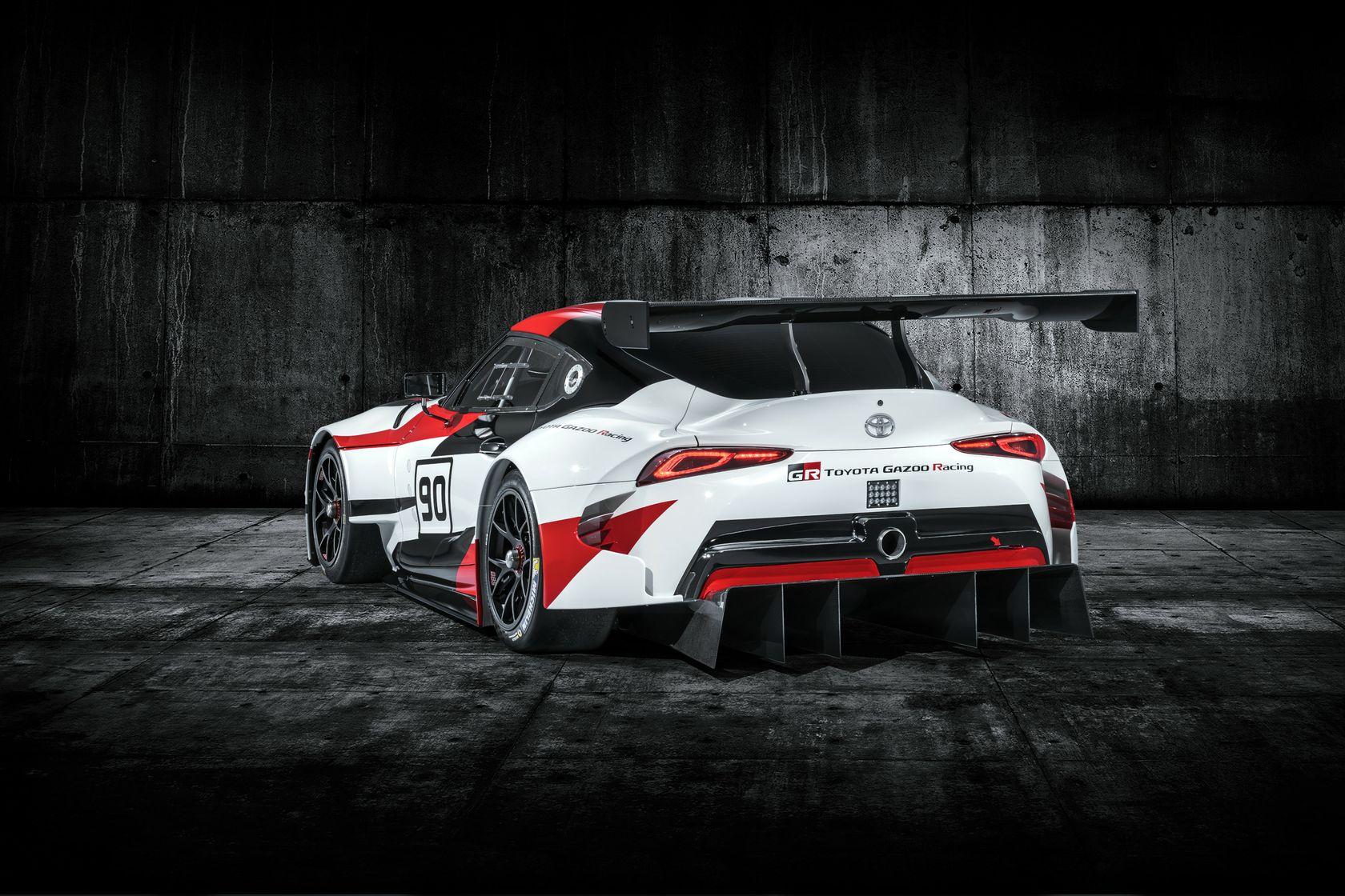 GR Supra Racing Concept - Studio - 03