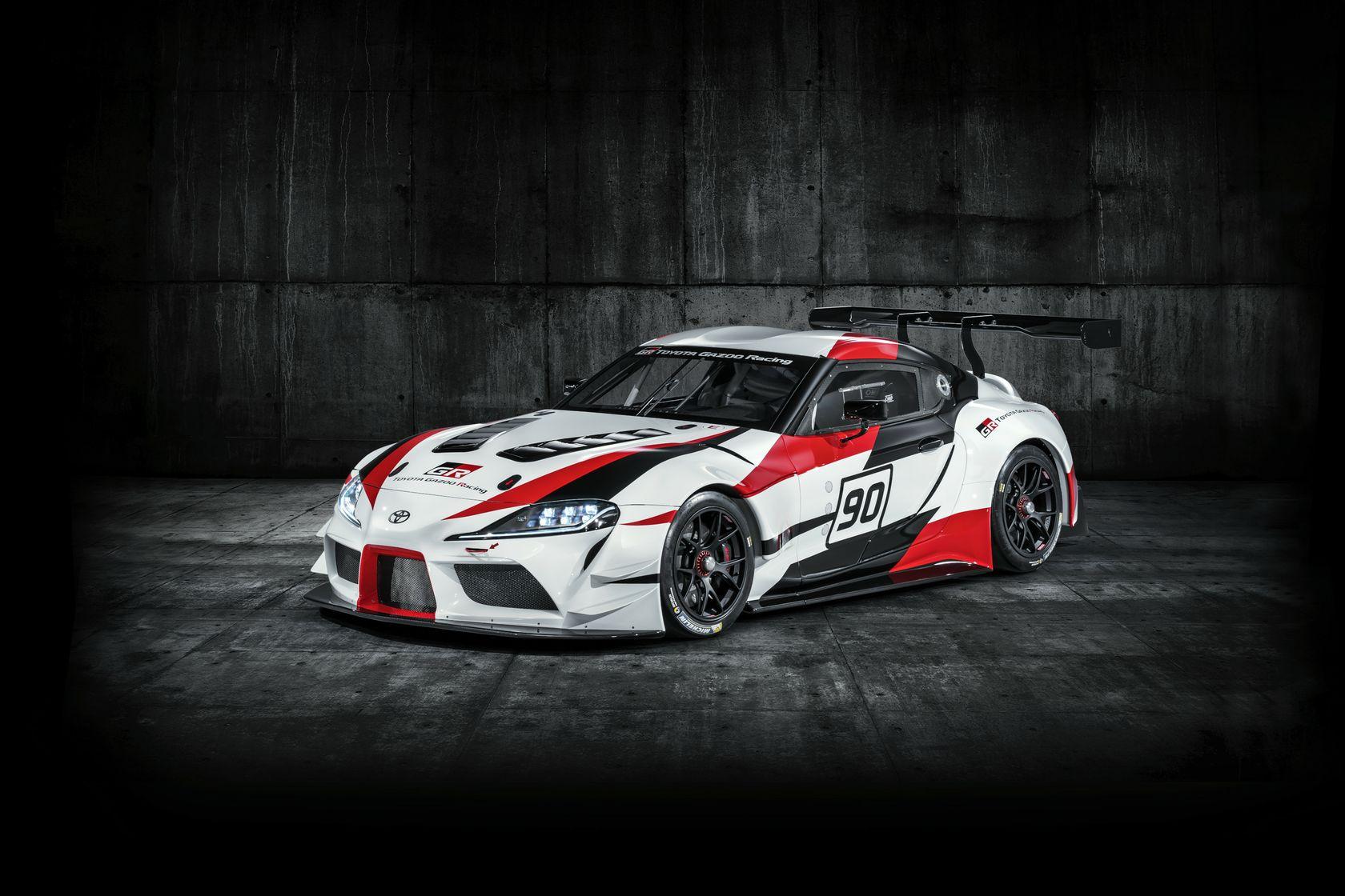 GR Supra Racing Concept - Studio - 04