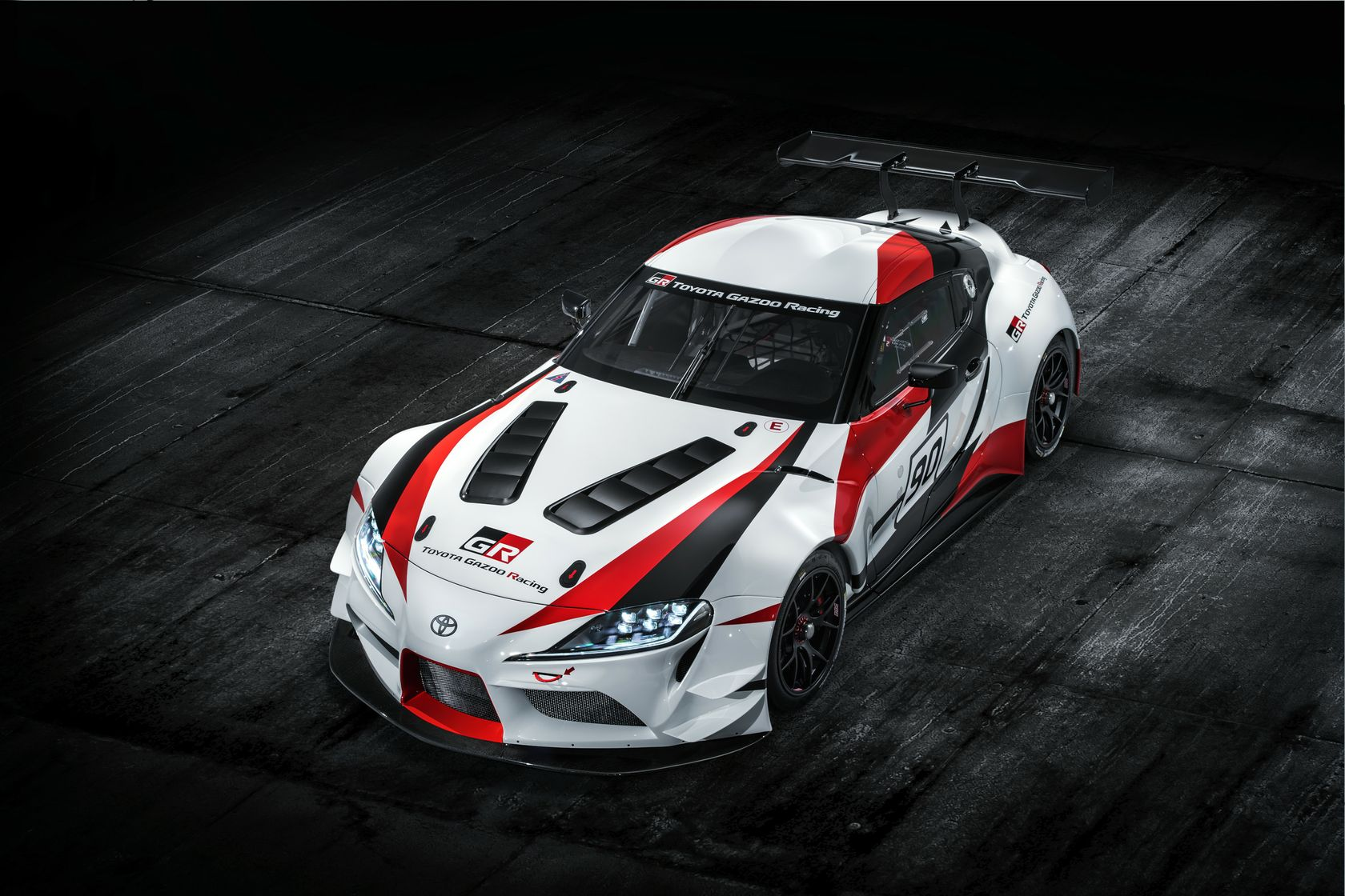 GR Supra Racing Concept - Studio - 05