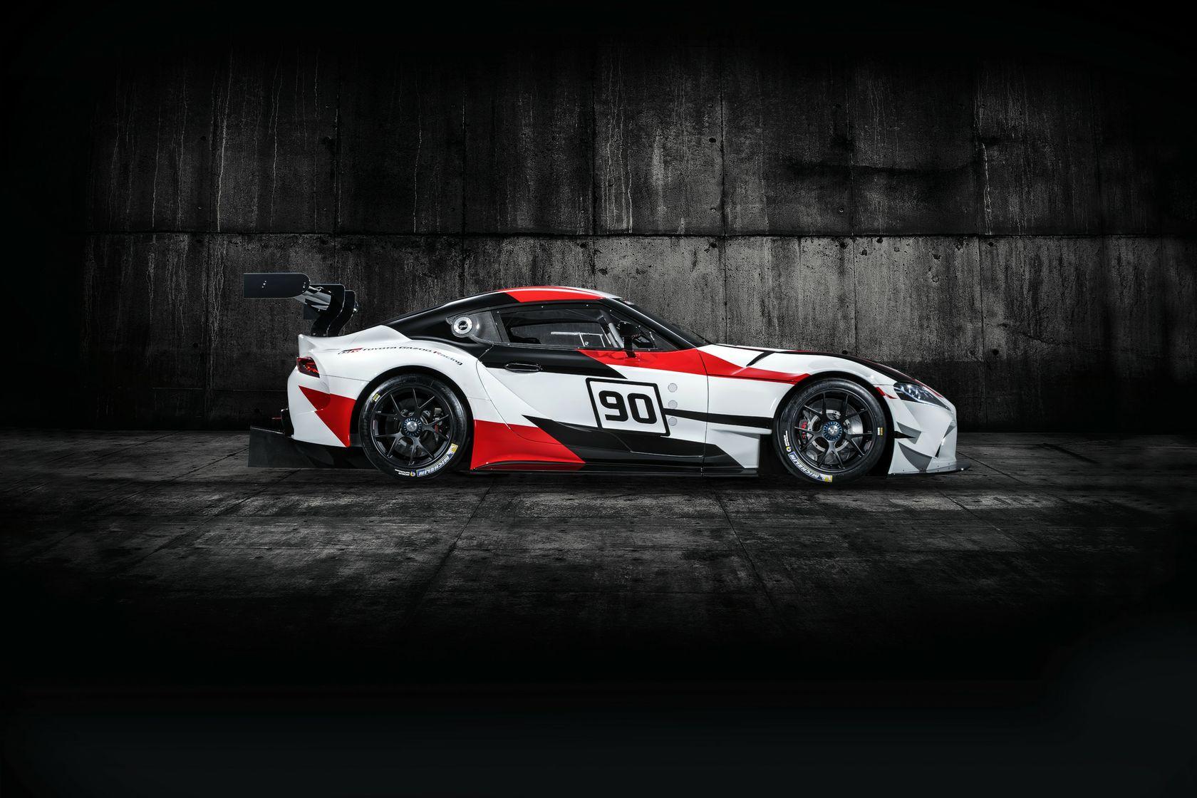 GR Supra Racing Concept - Studio - 06