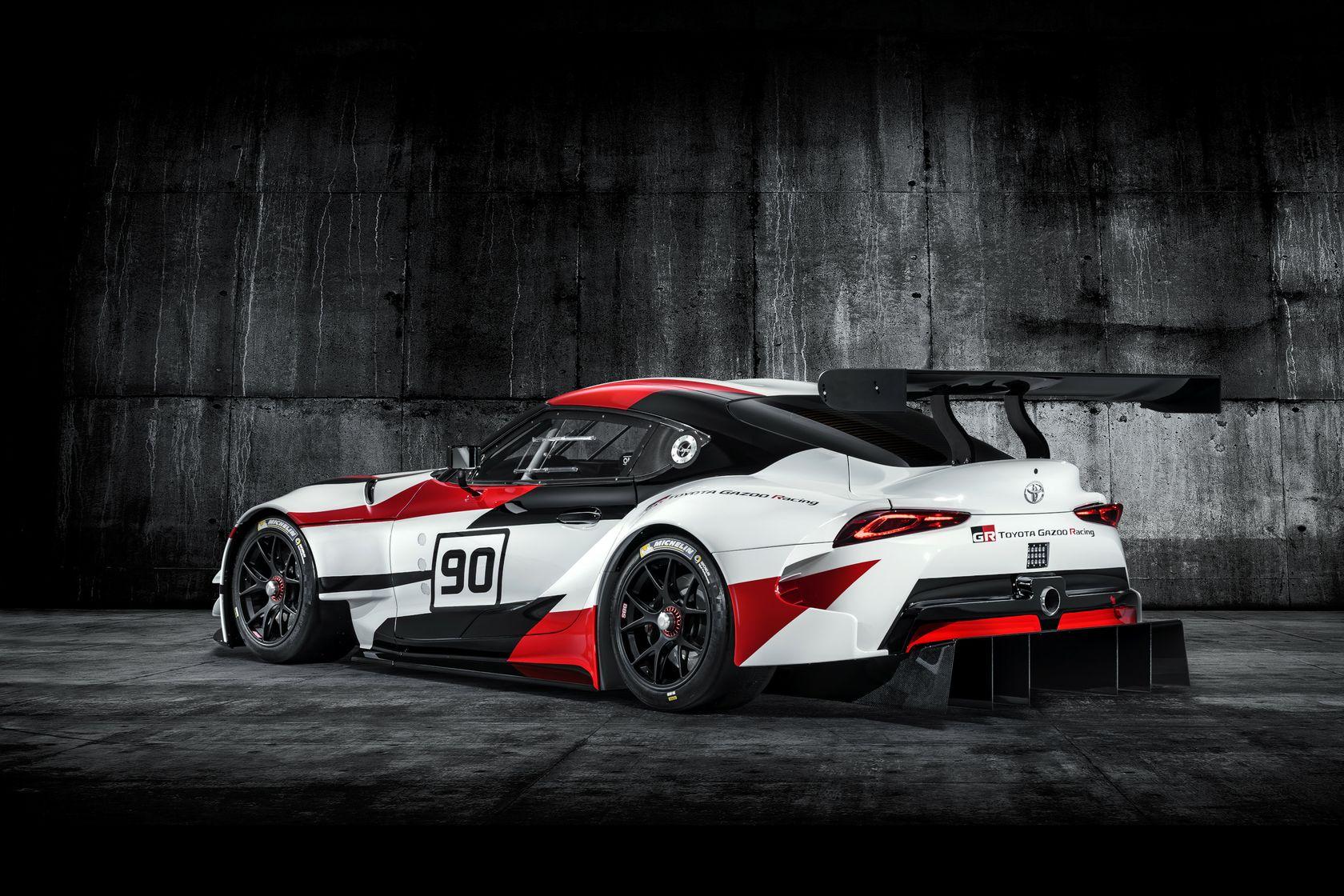 GR Supra Racing Concept - Studio - 08