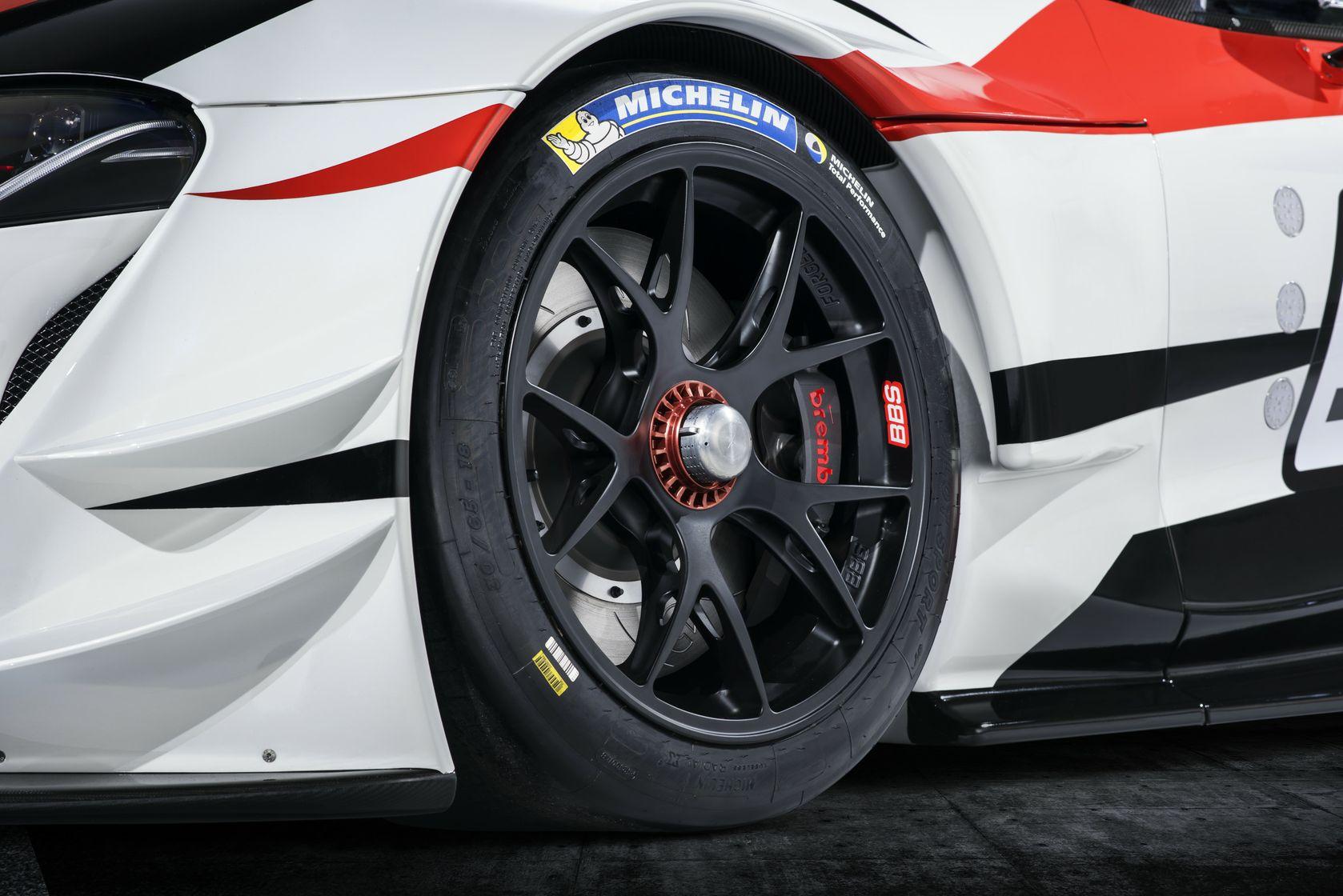 GR Supra Racing Concept - Exterior Details - 01