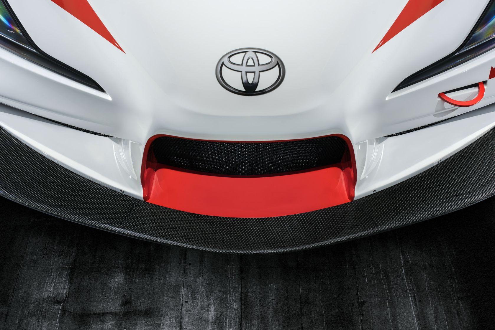 GR Supra Racing Concept - Exterior Details - 02
