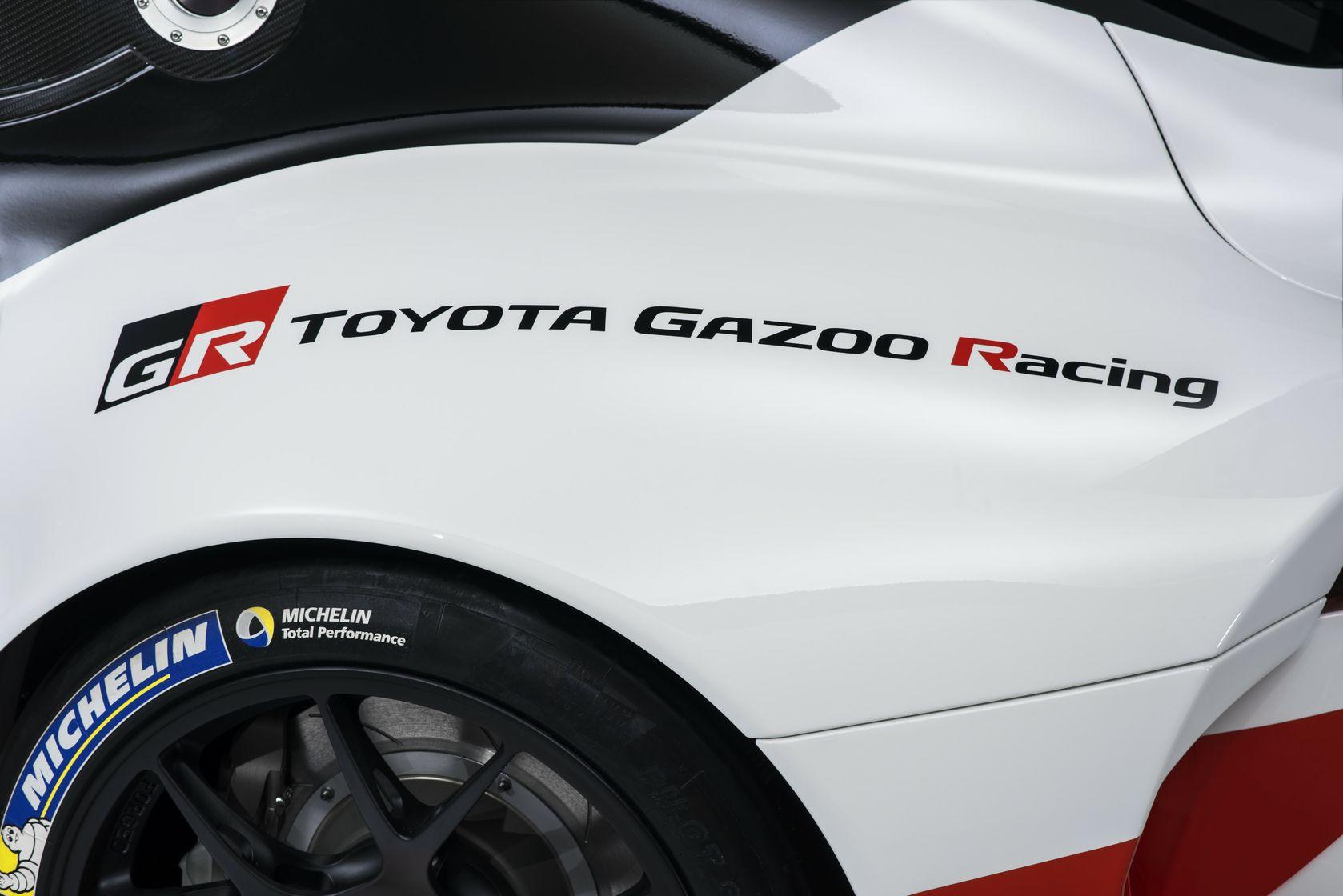 GR Supra Racing Concept - Exterior Details - 07