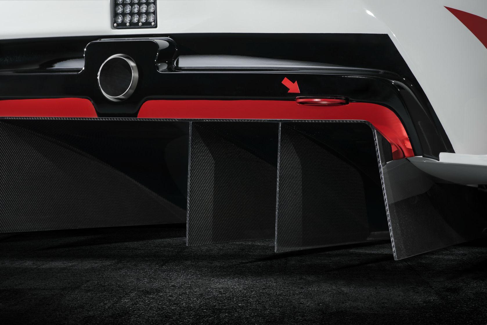 GR Supra Racing Concept - Exterior Details - 12