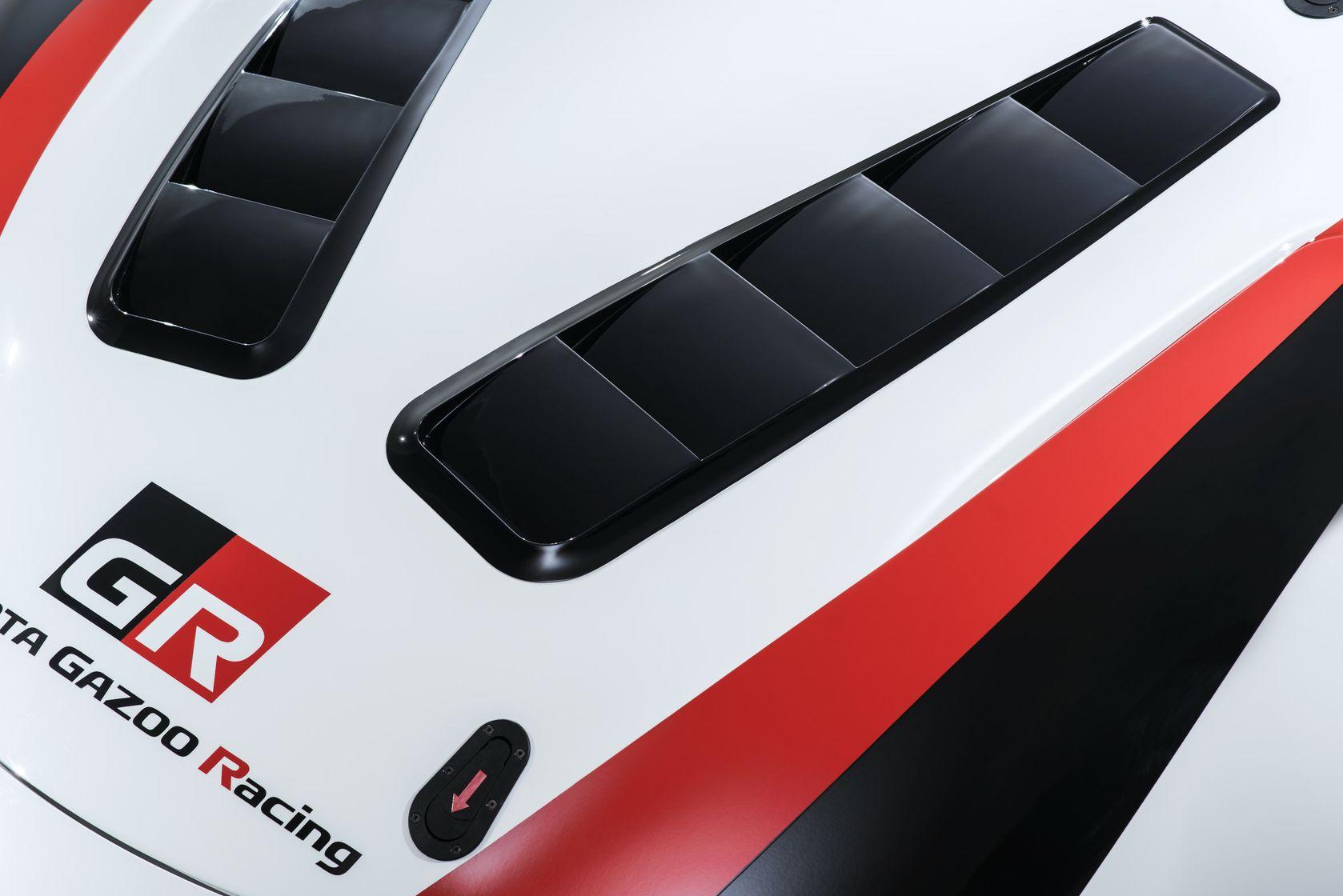 GR Supra Racing Concept - Exterior Details - 13