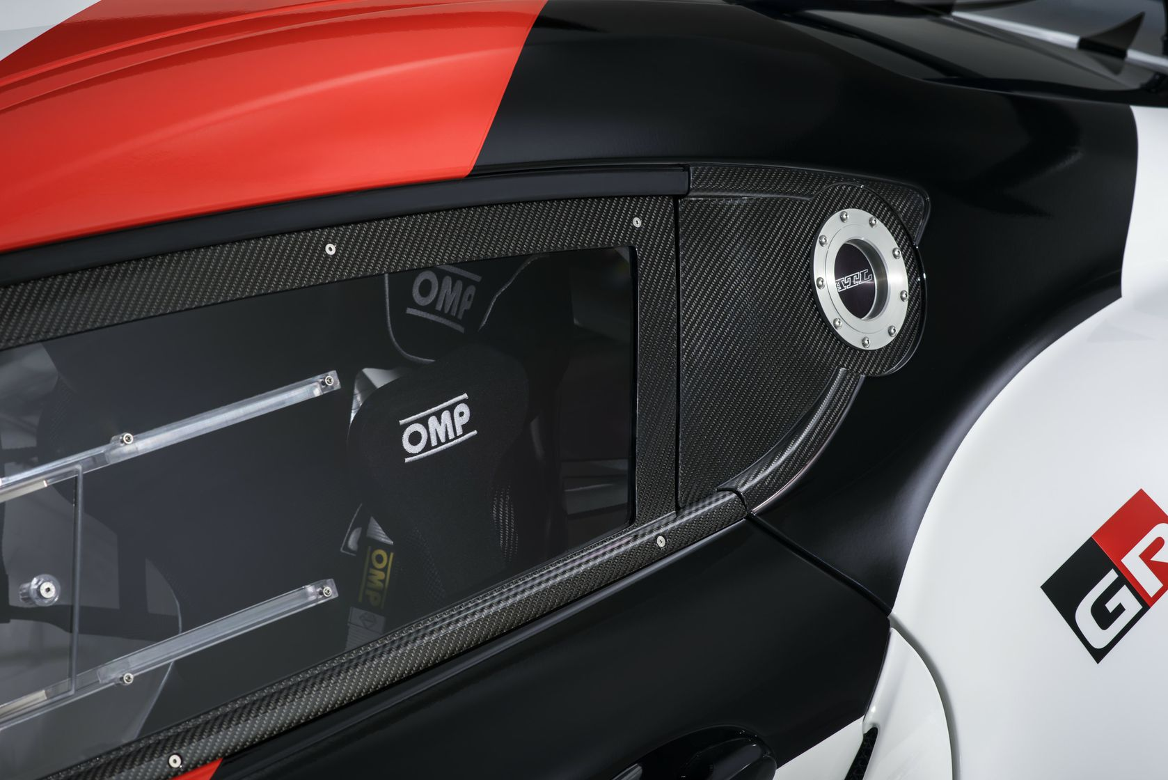 GR Supra Racing Concept - Exterior Details - 14