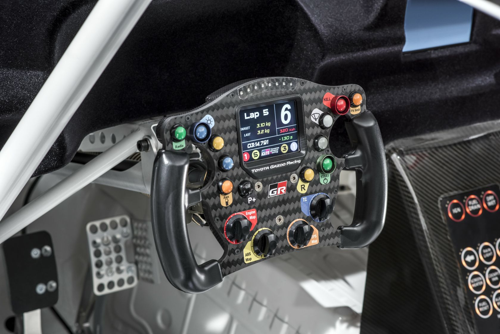 GR Supra Racing Concept - Interior Details - 02